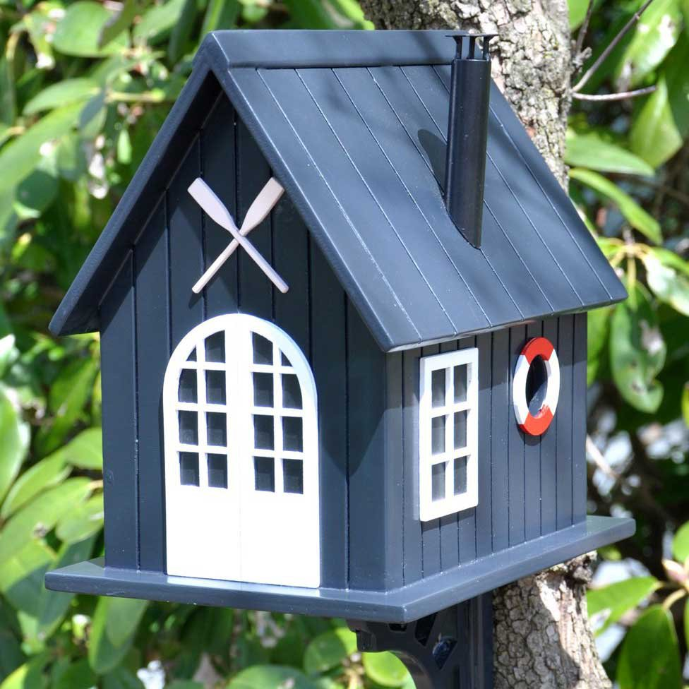 Image of: bird house decoration