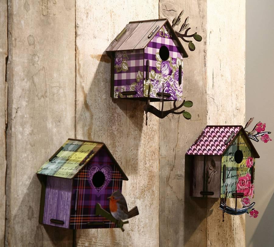 bird house decoration