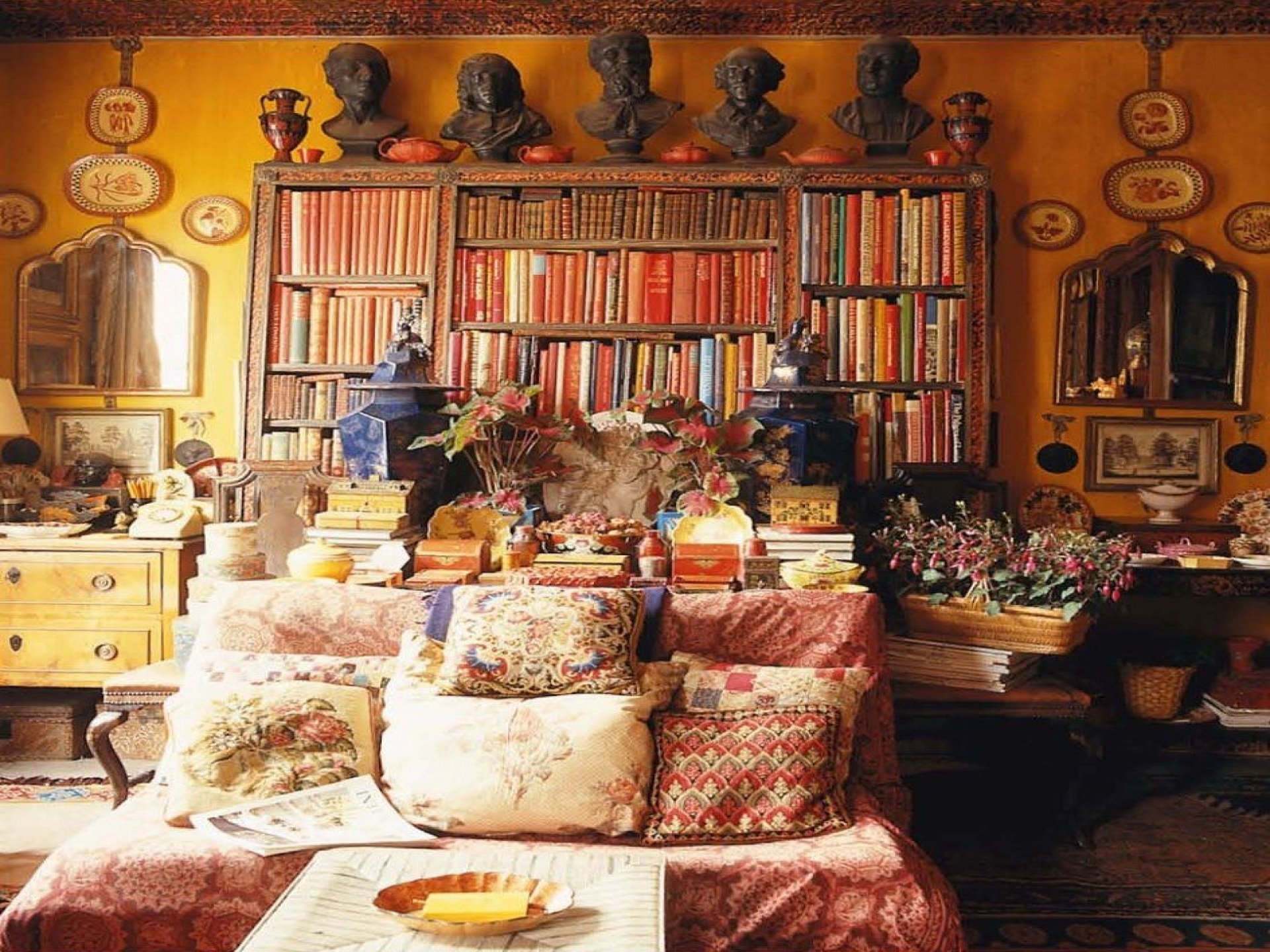 Image of: bohemian gypsy room decor