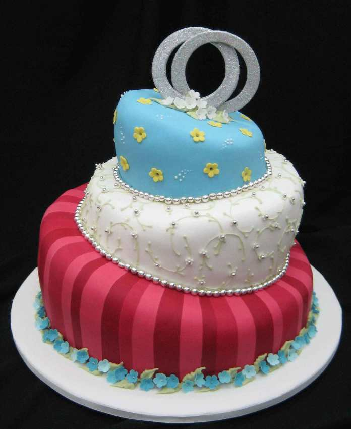 Image of: cake decorating ideas adults
