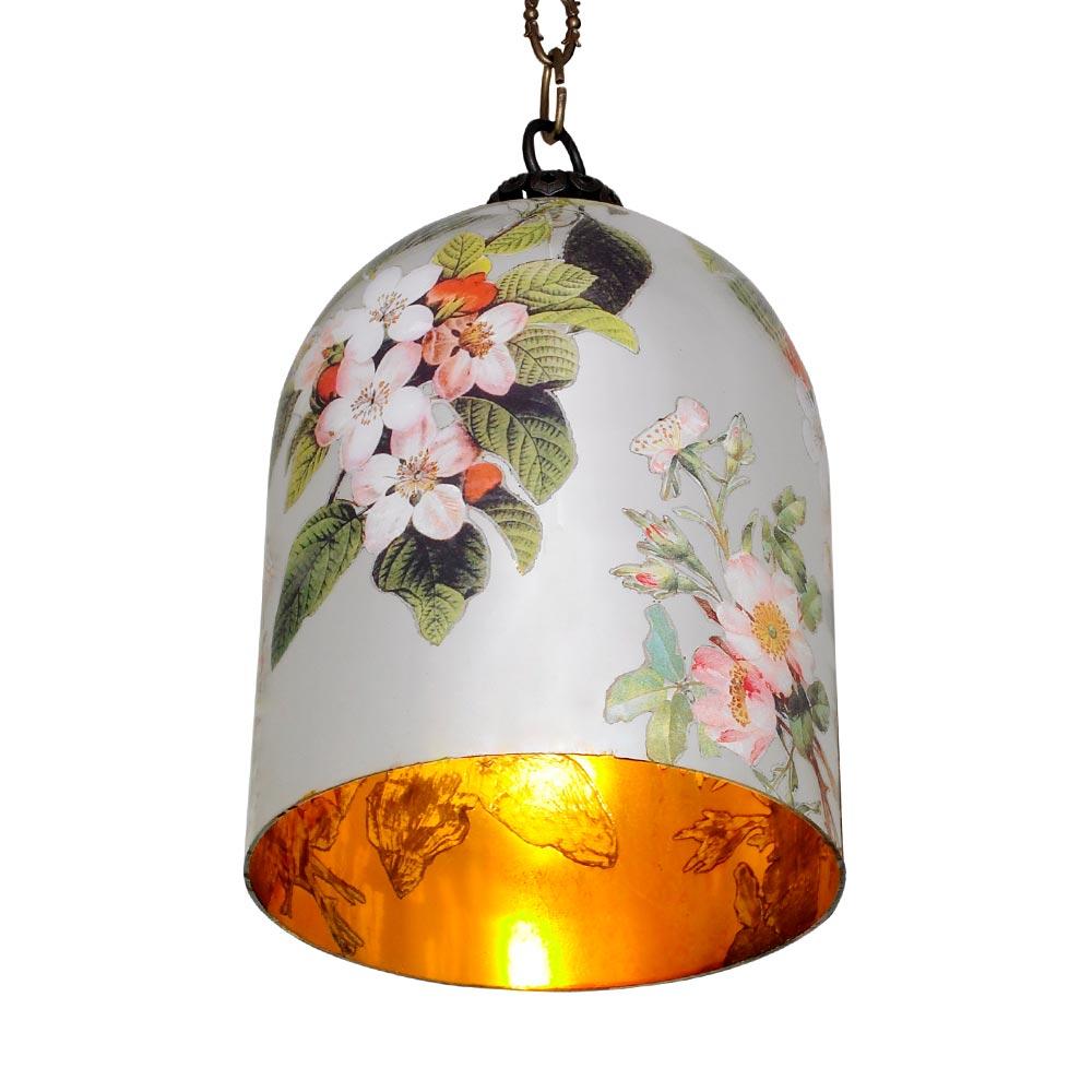 canopy designs bell jar pendant