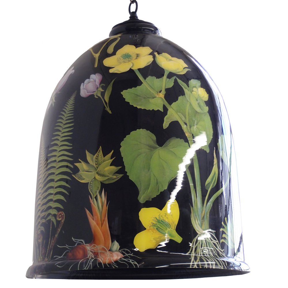 Image of: canopy designs bell jar
