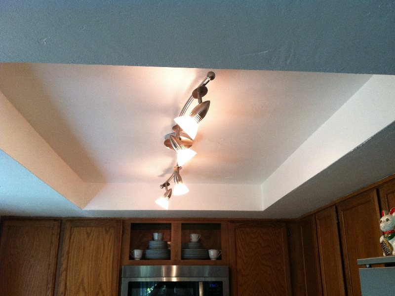 ceiling lights for a kitchen