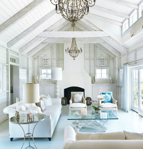 Image of: coastal decor and interior design