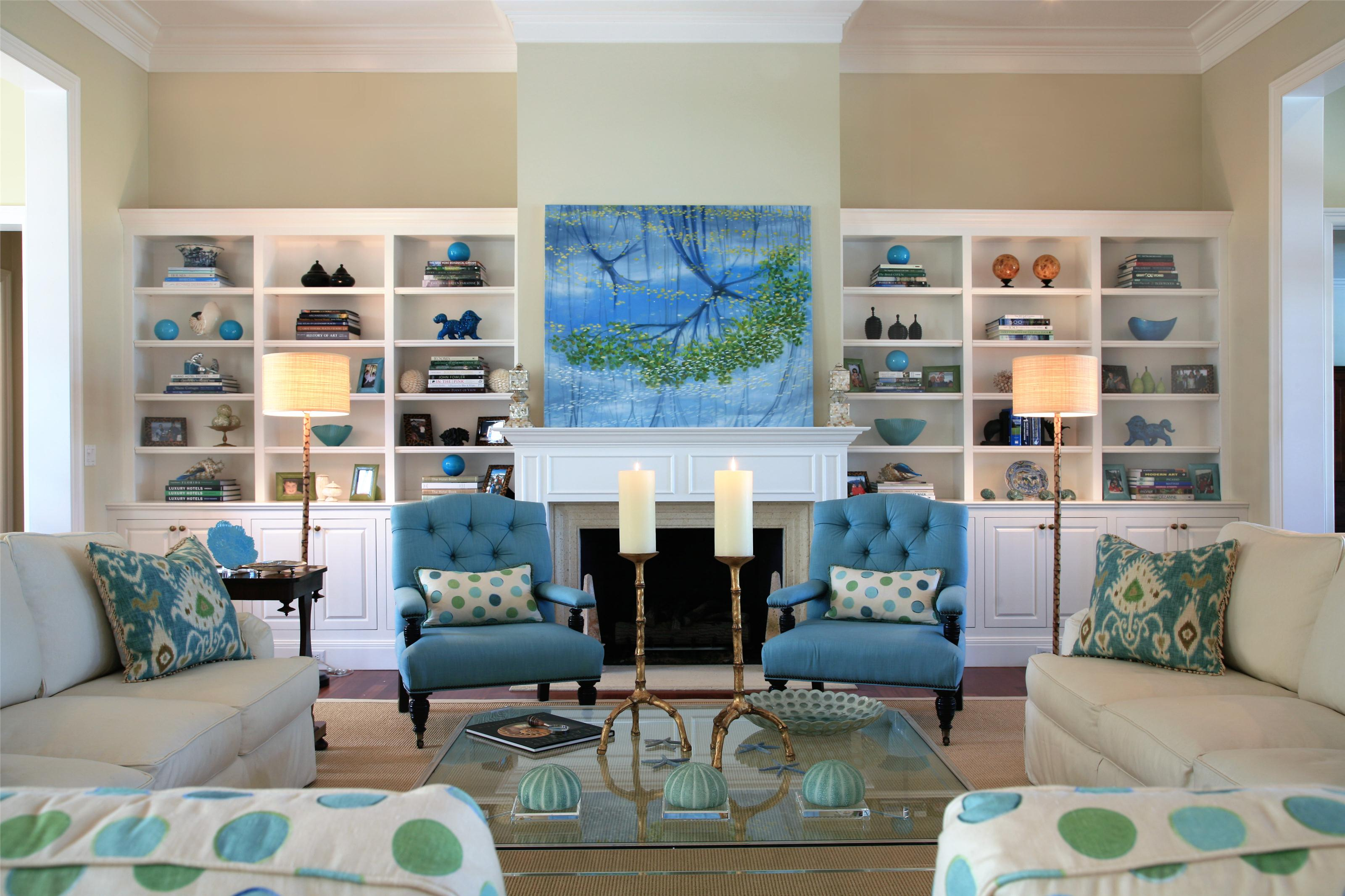 Image of: coastal wall decor ideas