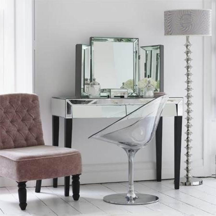 Image of: corner vanity table target