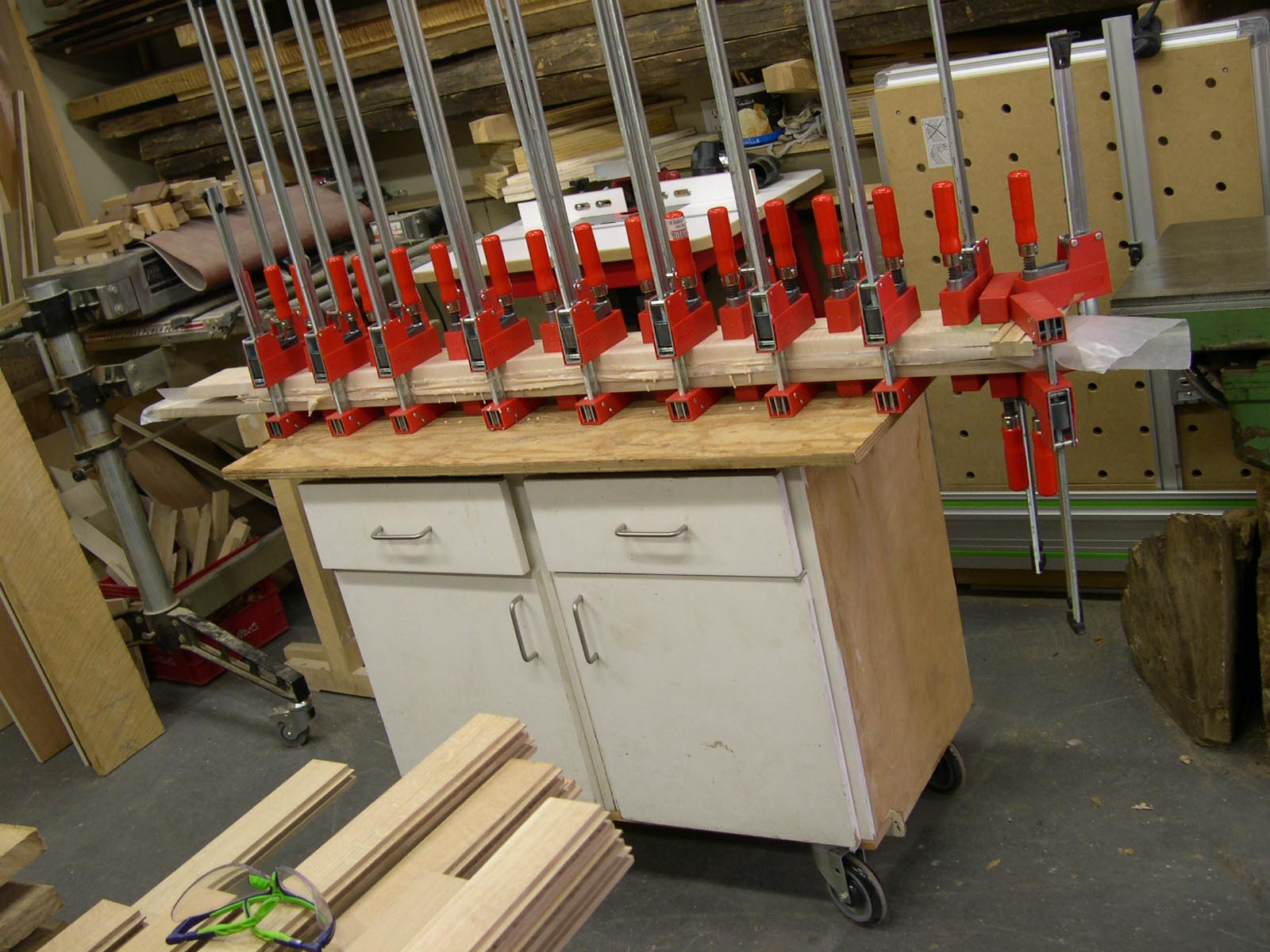 Image of: craftsman router tables