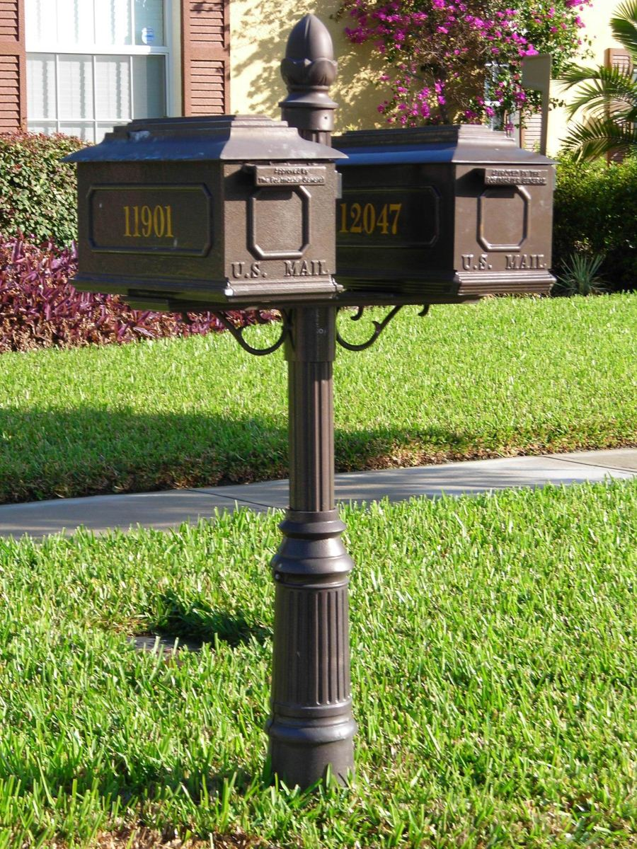 Image of: creative mailbox designs