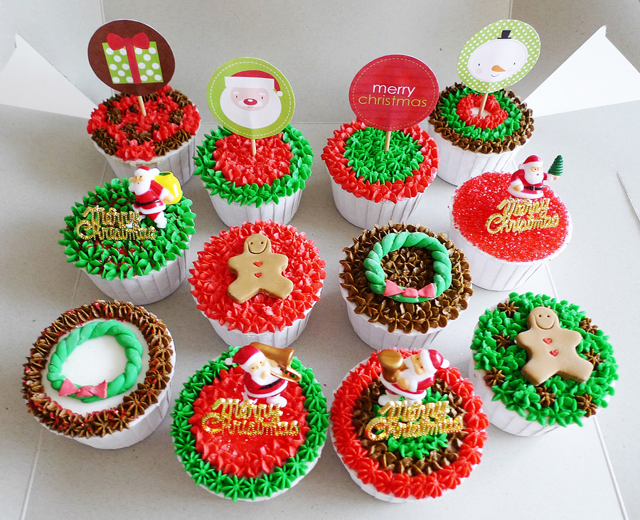 Image of: cupcake decorations