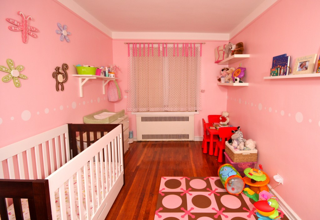 Image of: cute baby room decorating ideas