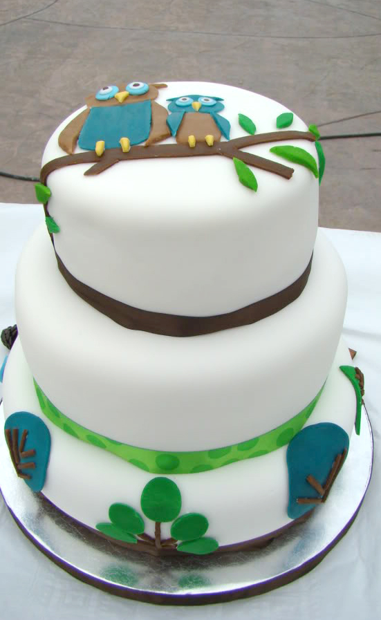 Image of: decorated cakes pictures