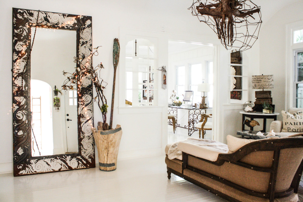 Image of: decorating with mirrors ideas