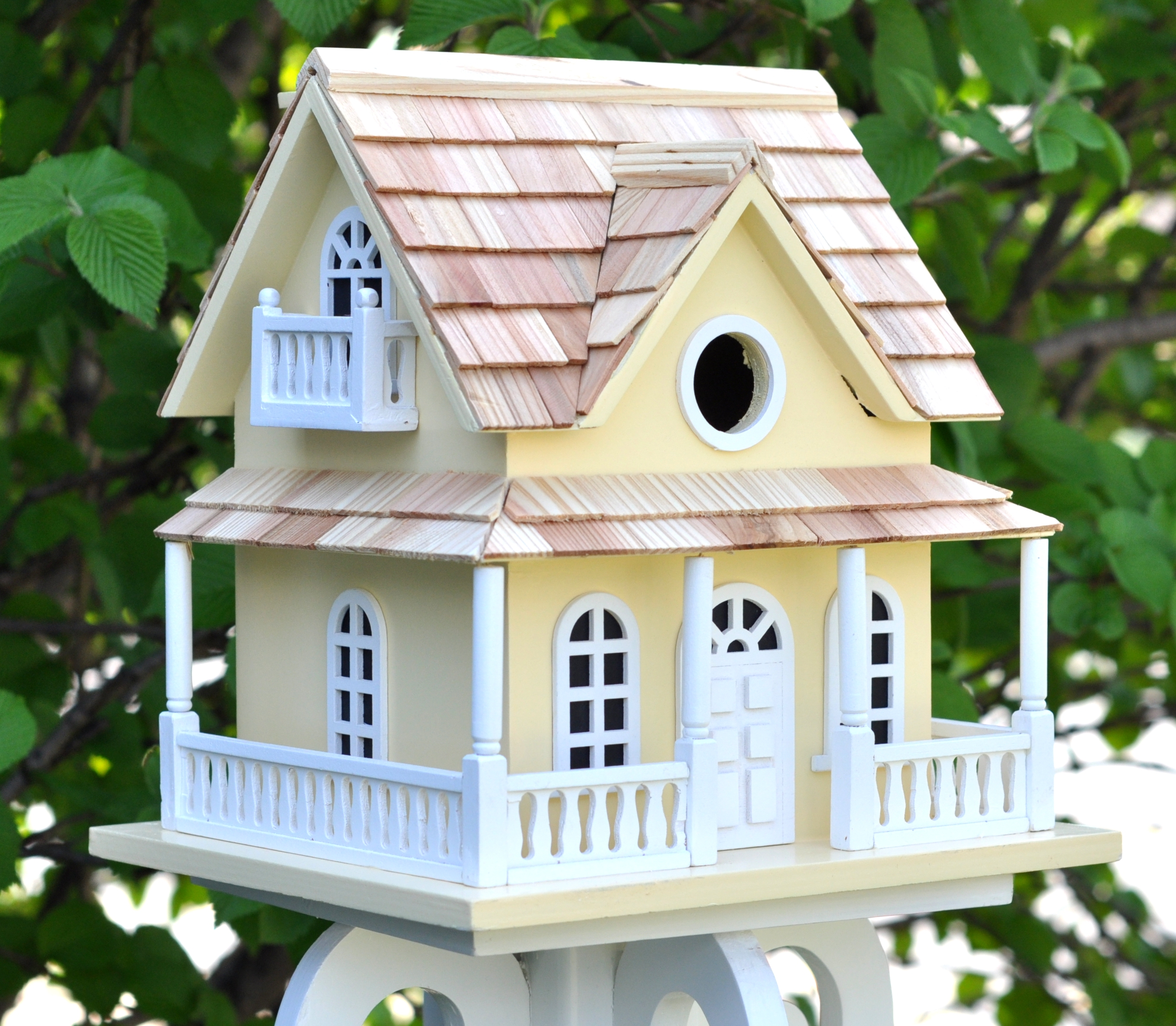 Image of: decorative bird house