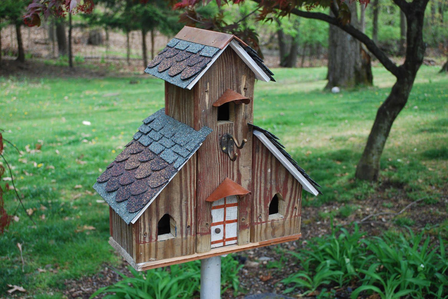 decorative indoor bird houses