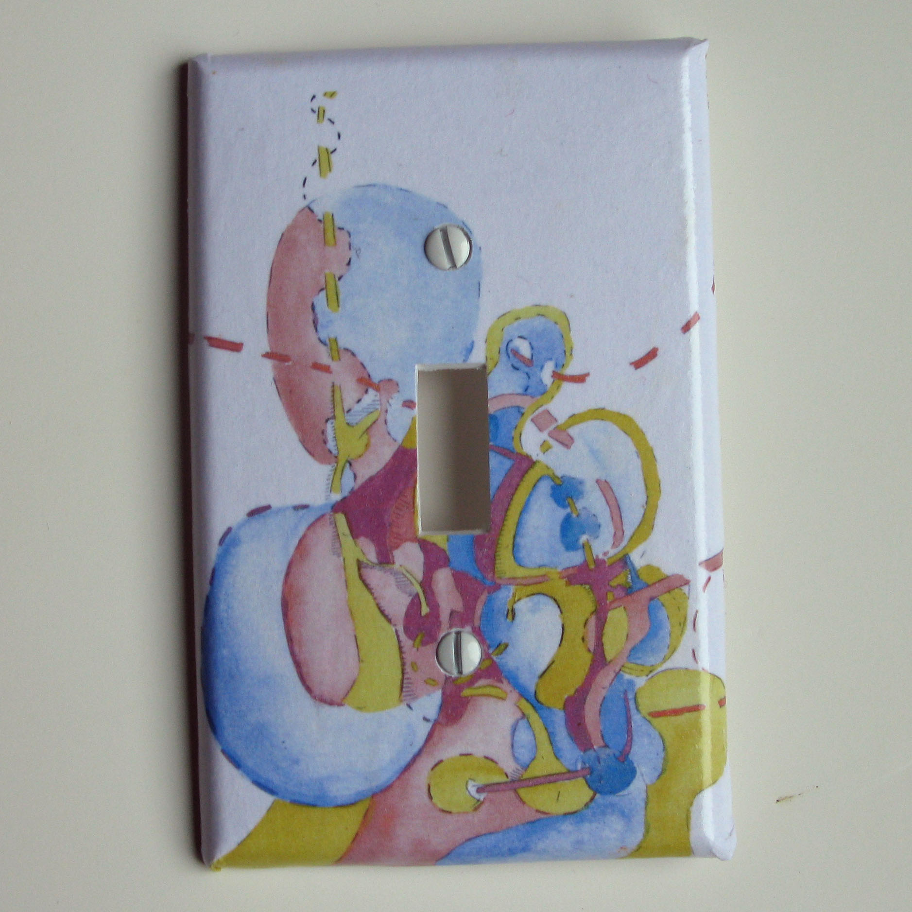 Image of: decorative light switch plate covers