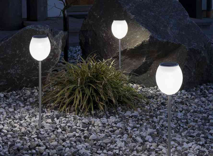 Image of: decorative solar lights