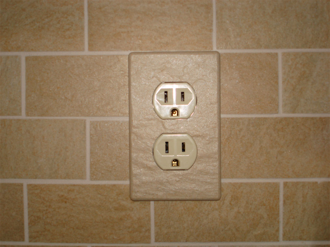 decorative switch plate covers and outlets