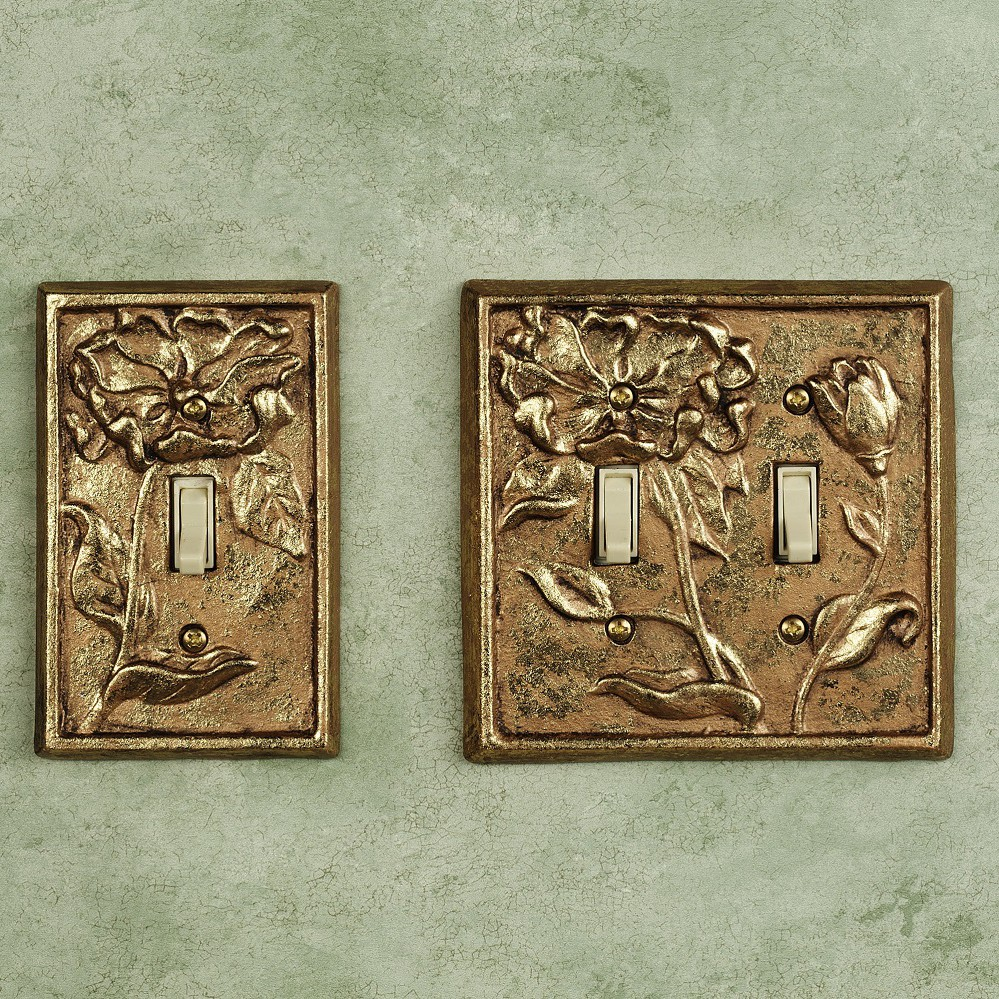 Image of: decorative switch plate covers