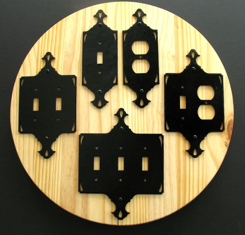 Image of: decorative switch plates outlet covers
