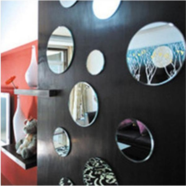 Image of: decorative wall mirror sets