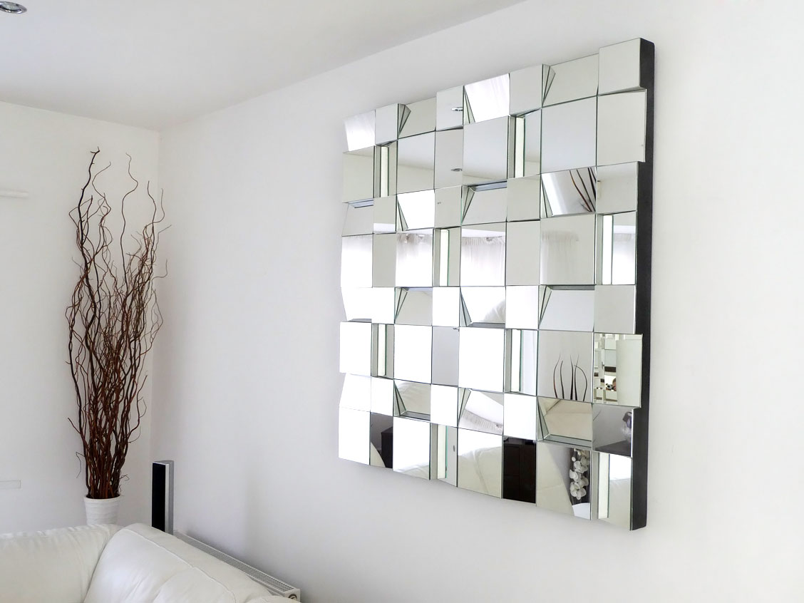 Image of: decorative wall mirrors