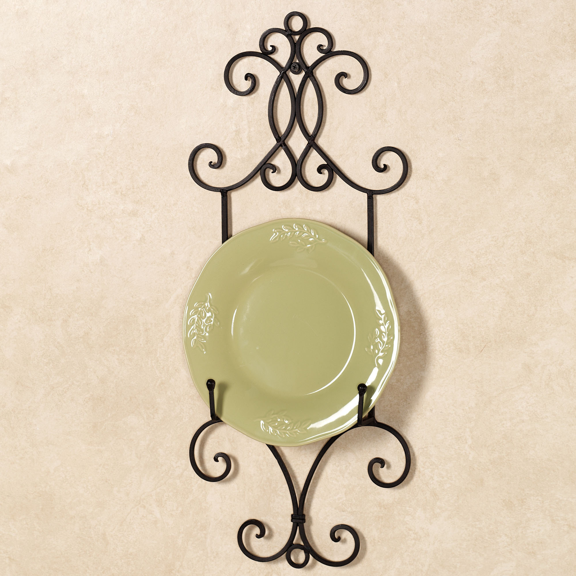 Image of: decorative wall plate