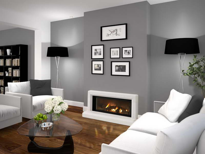 Image of: design ideas for fireplace