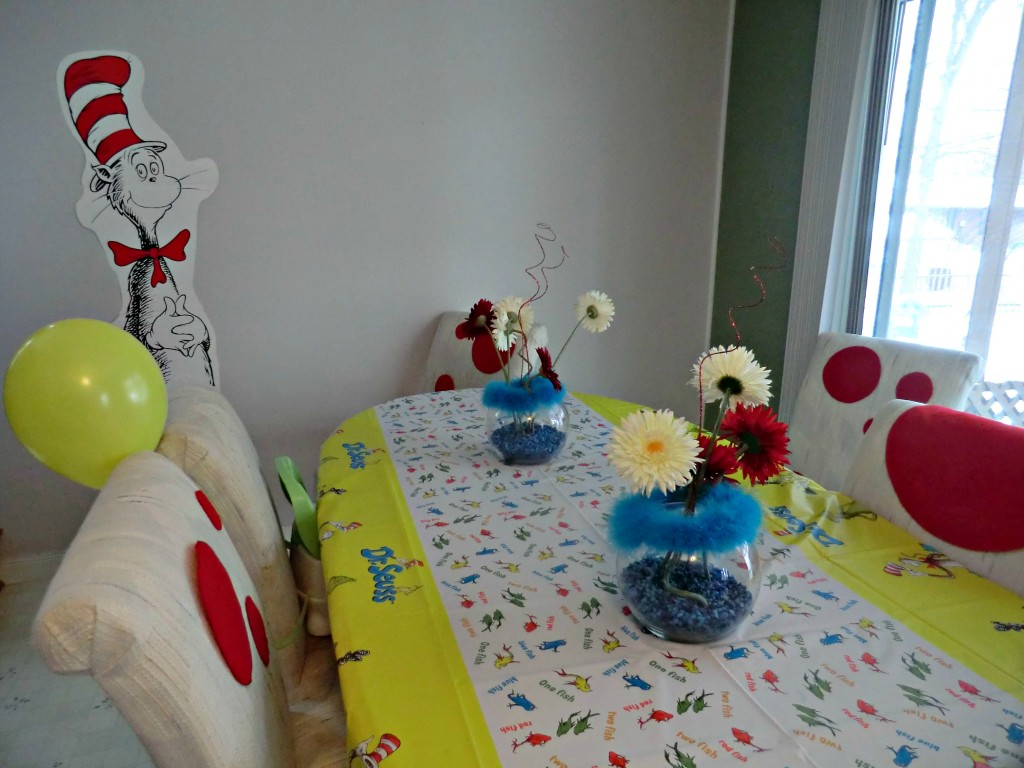Image of: dr seuss decor