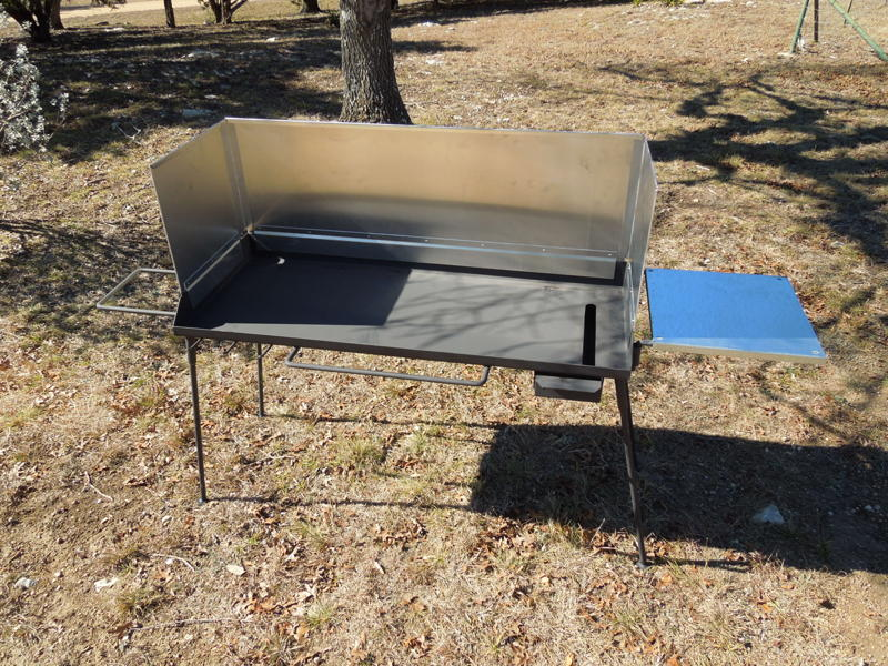 dutch oven table plans