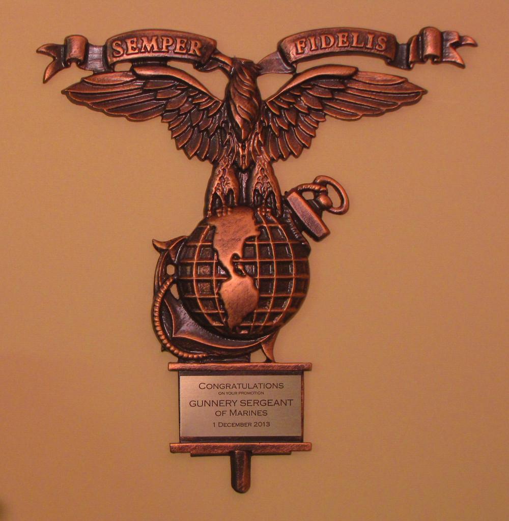 eagle globe and anchor wall decor uk