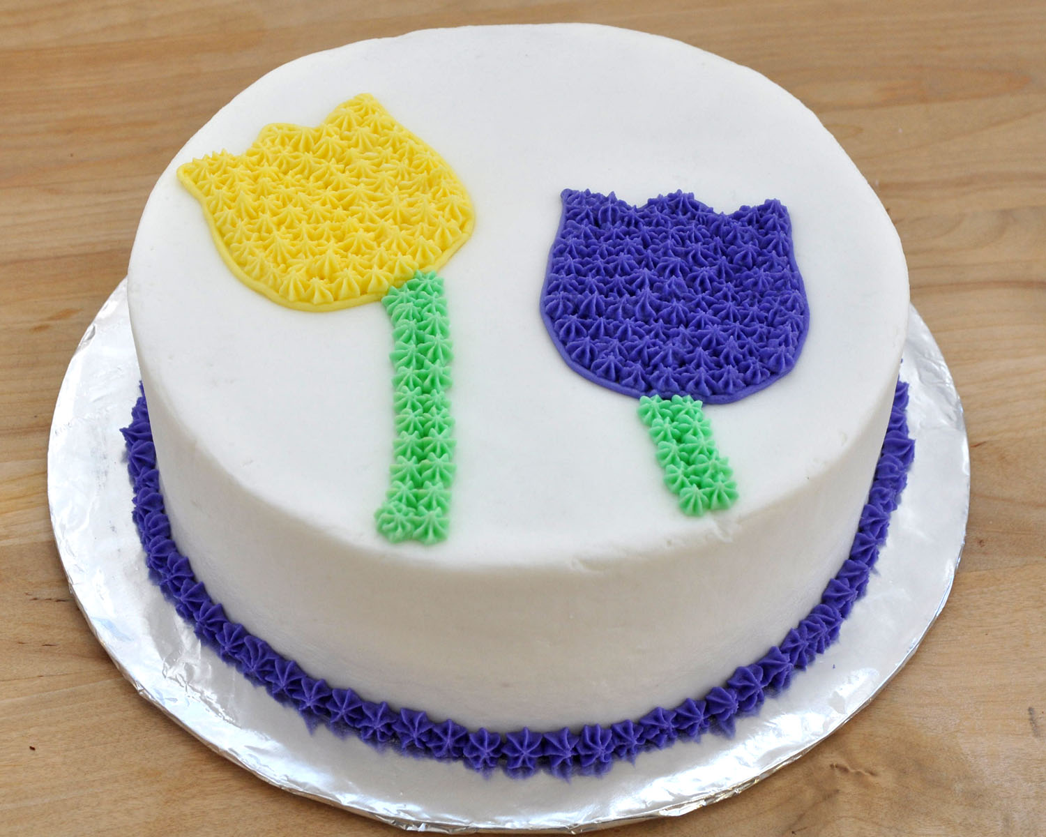 Image of: easy cake decorating ideas