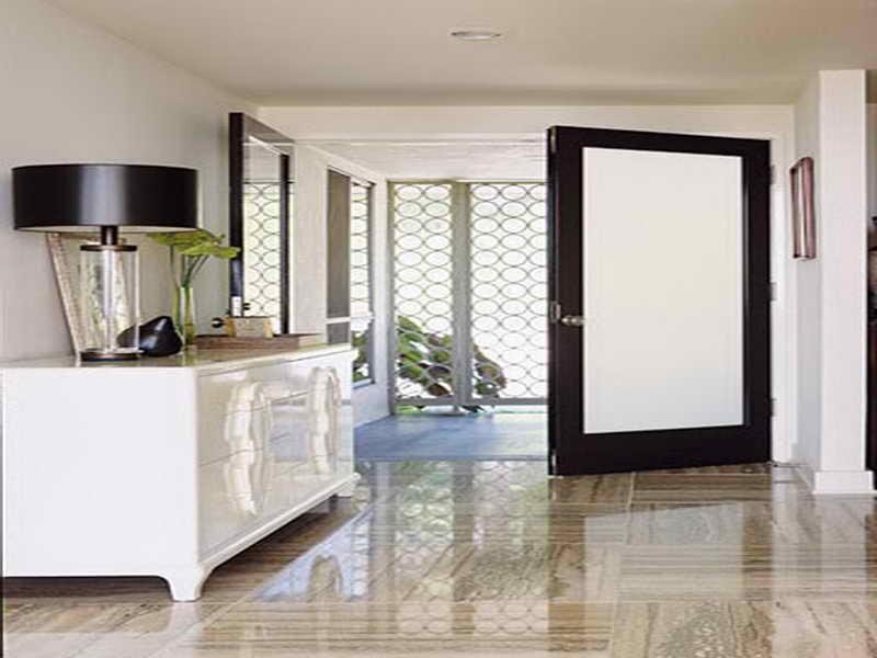 Image of: entryway decor idea