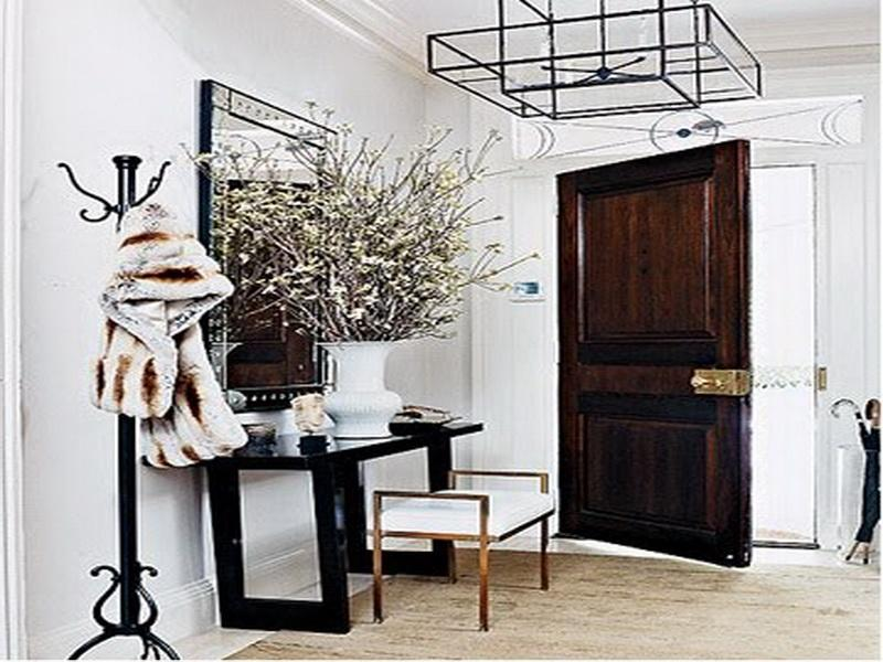 Image of: entryway decor