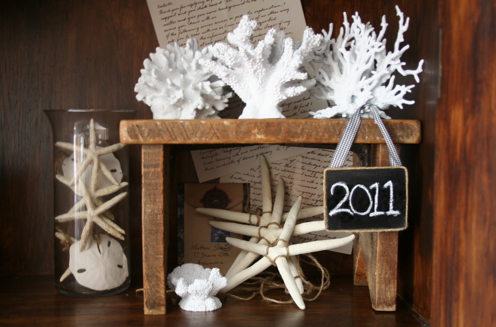 Image of: fake starfish decorations