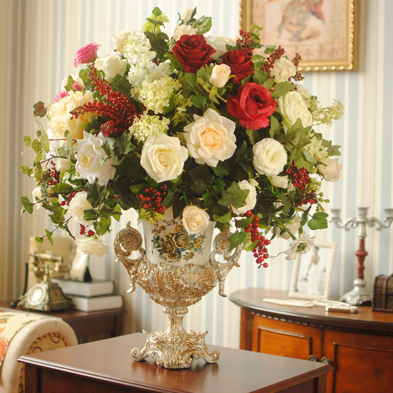Image of: flowers decoration