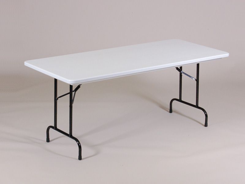 Image of: folding table 6 foot