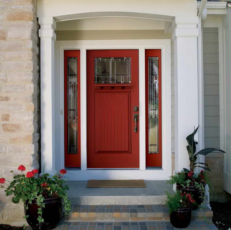 Image of: front door designs and colors