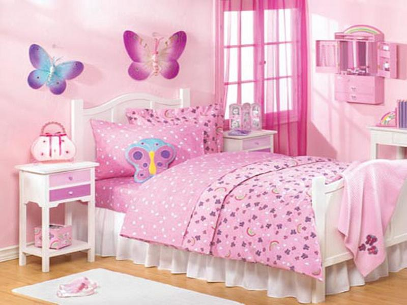Image of: girls bedroom decor