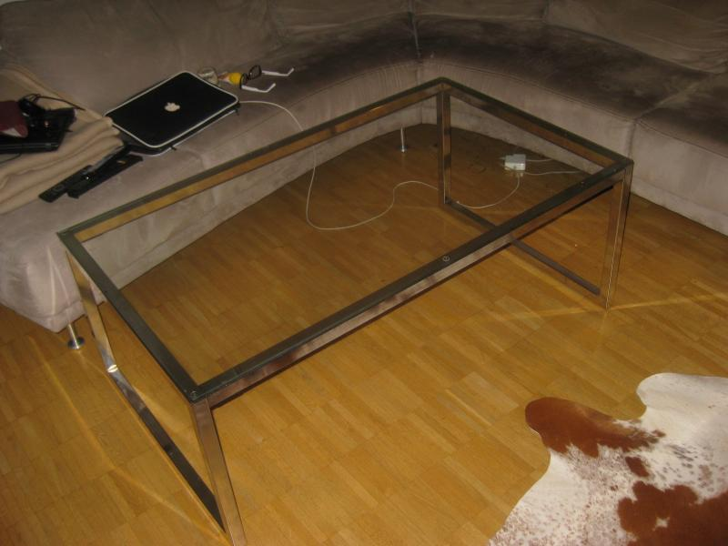 Image of: glass table top ikea