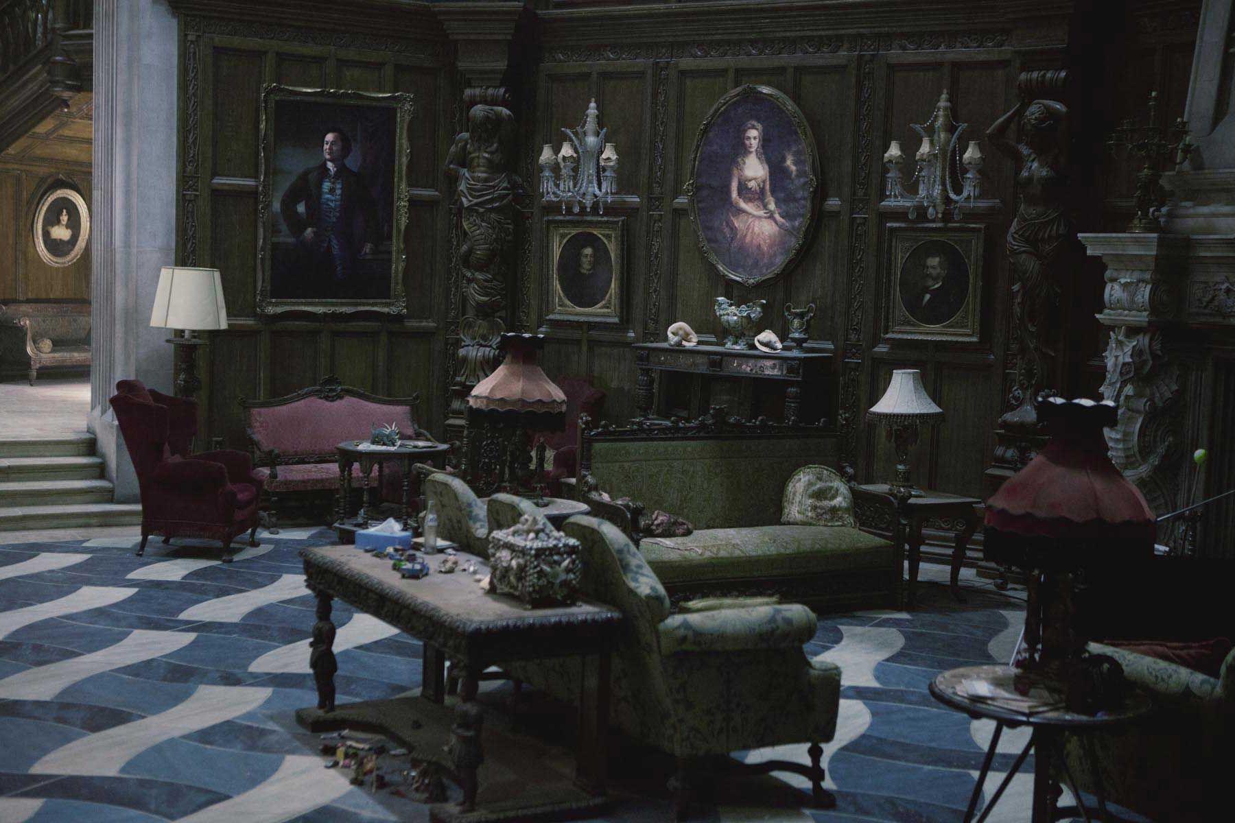 gothic room decor cute