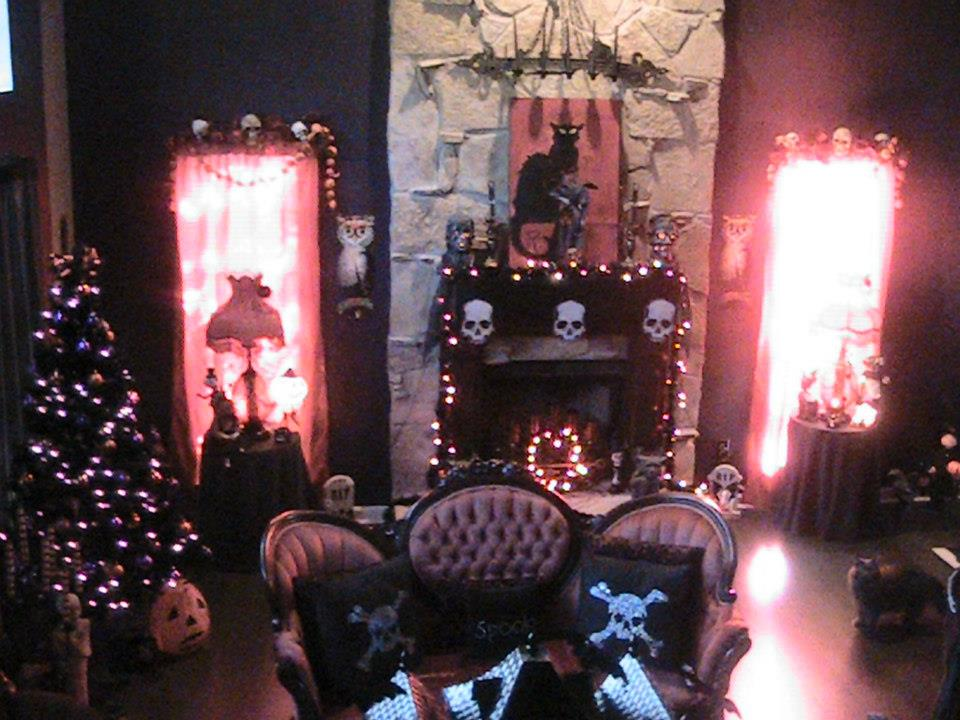 Image of: gothic room decorations ideas