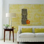 hawaiian wall decor