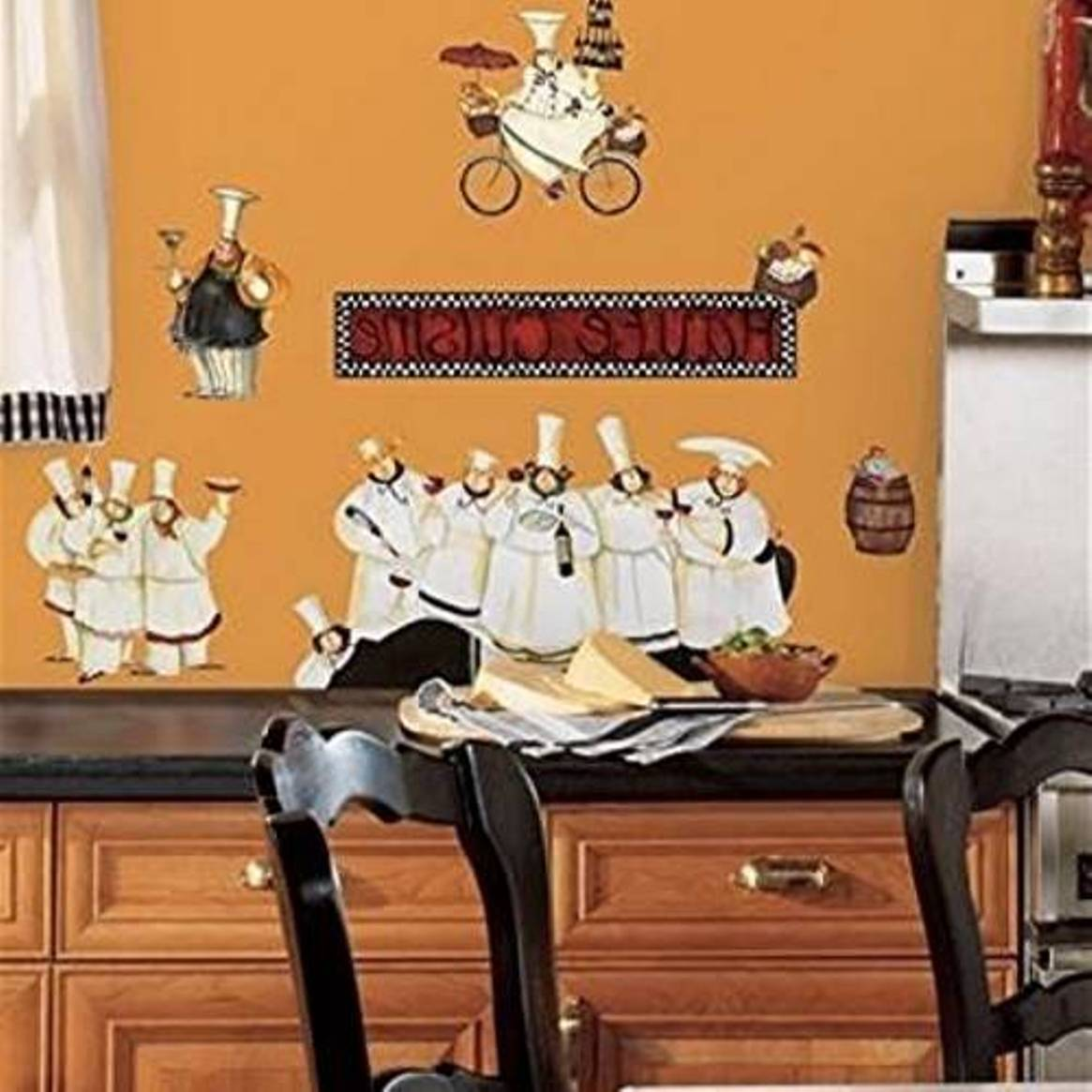 Image of: italian chef kitchen decor