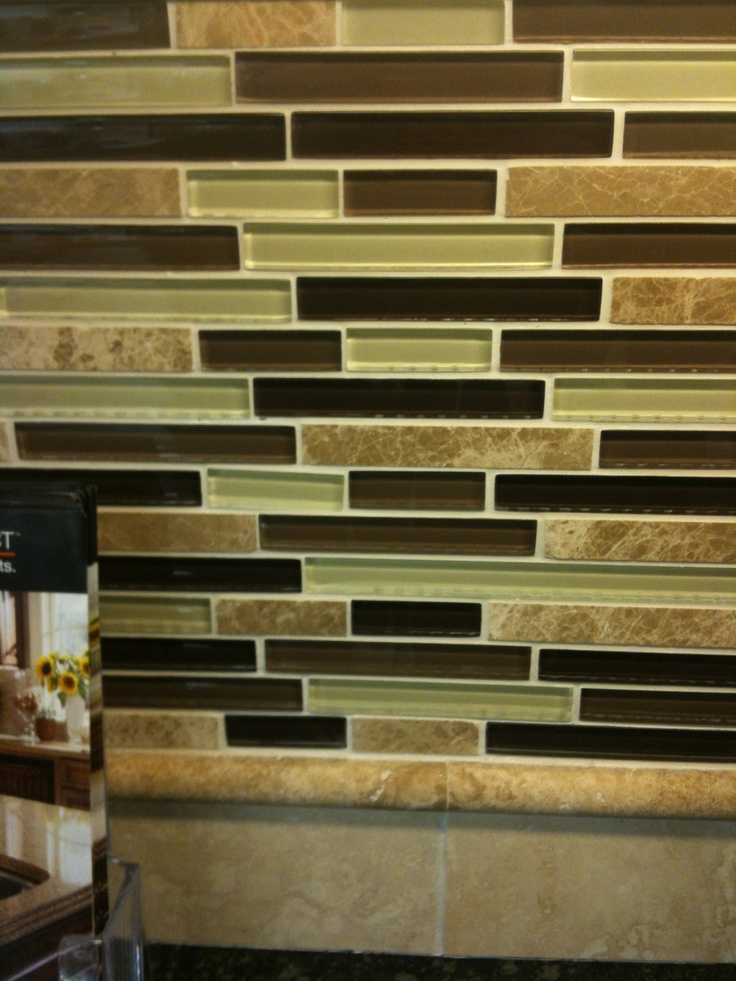 Image of: kitchen backsplash at lowes