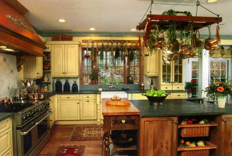 Image of: kitchen decor ideas and themes