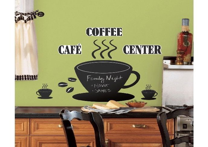 Image of: kitchen decorating ideas coffee theme