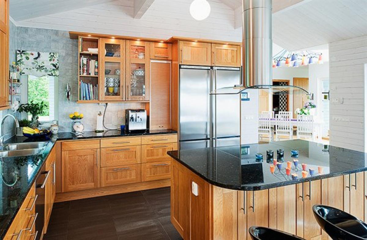 Image of: kitchen decorating styles