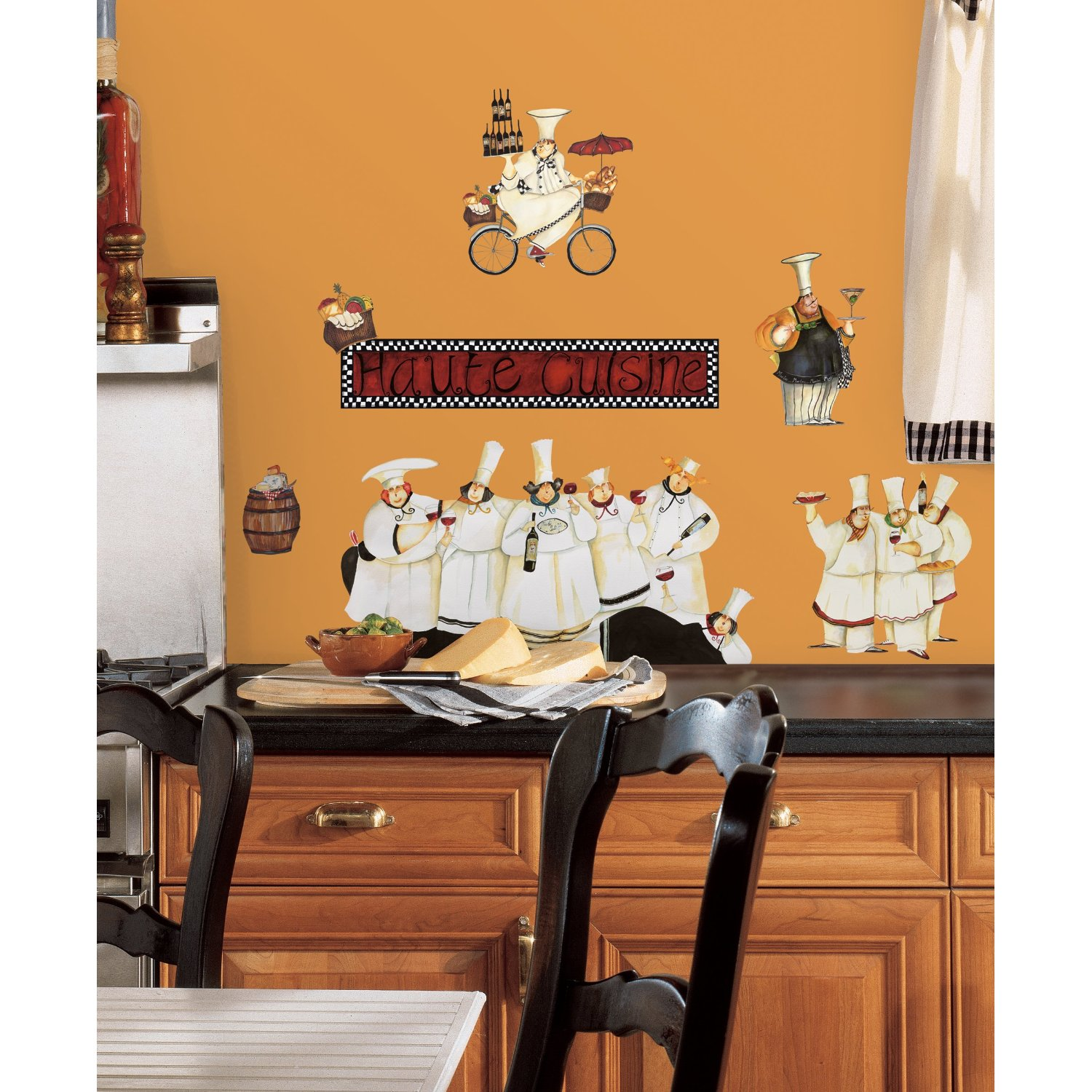 Image of: kitchen decorating themes chef