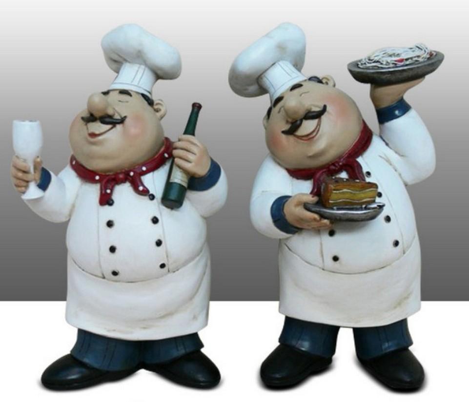 Image of: kitchen decoration chef