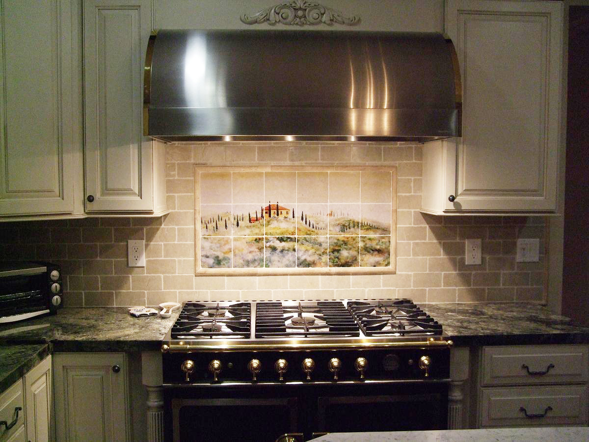 Image of: kitchen tile and backsplash